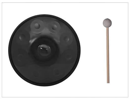 Muslady de 9 Notas Mano Pan Handpan
