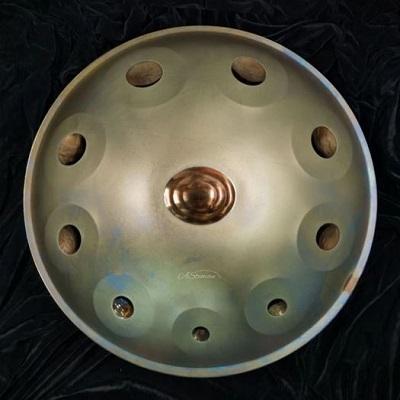 Fabricado con nitrogeno de acero