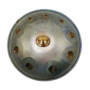 Handpan Polaris golden